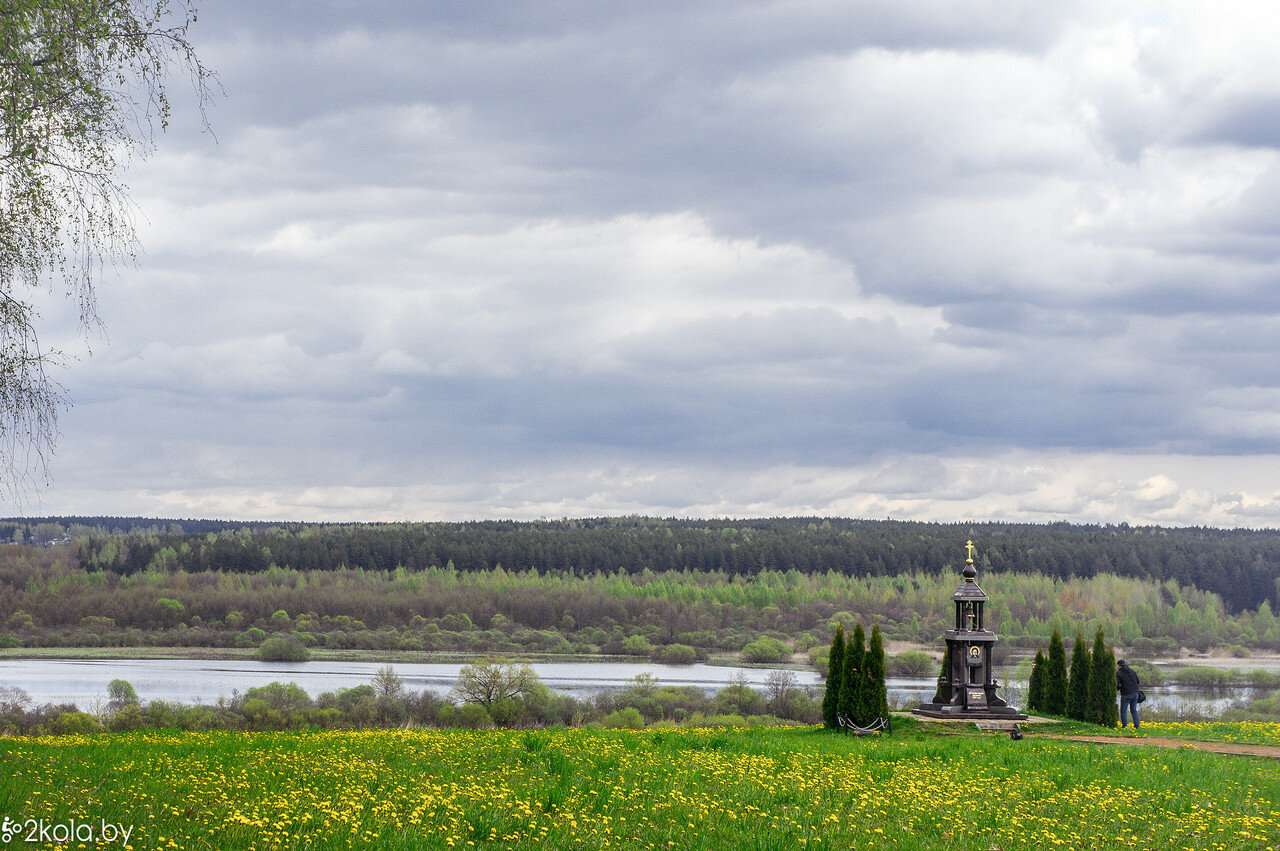 Место сражения на Березине в 1812